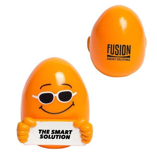 Pop'N Cool Orange Stress Reliever