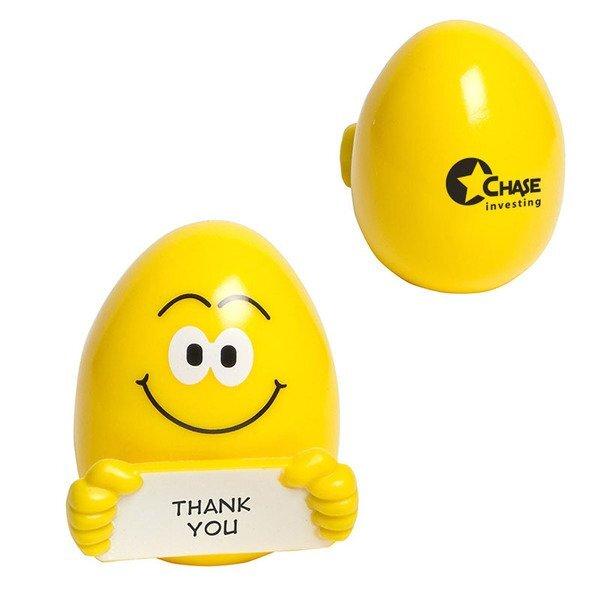 Pop'N Happy Yellow Stress Reliever