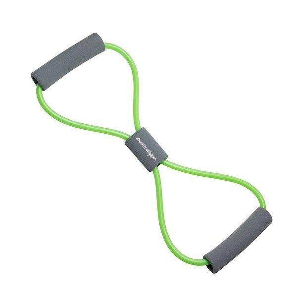 Lime Green Fitness First Light Resistance Stretch Expander