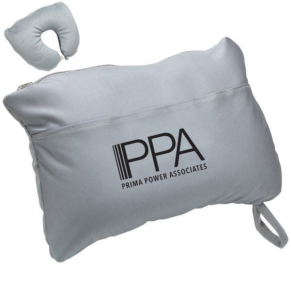 Gray Cuddle Up Pillow