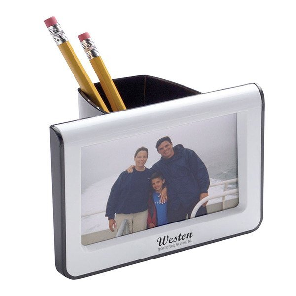 Photo Frame Pen Caddy