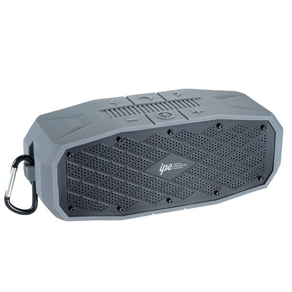 High Sierra® Lynx Outdoor Bluetooth Speaker and Charger, 2600 mAH