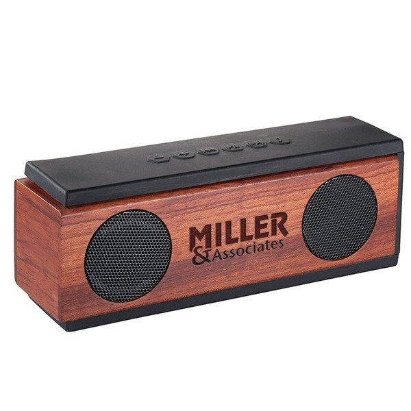 Native Wooden Bluetooth Speaker