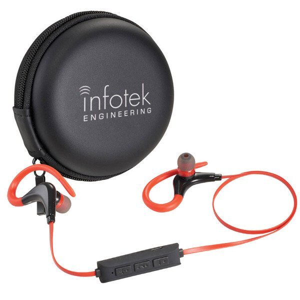 Hugo Bluetooth Earbuds