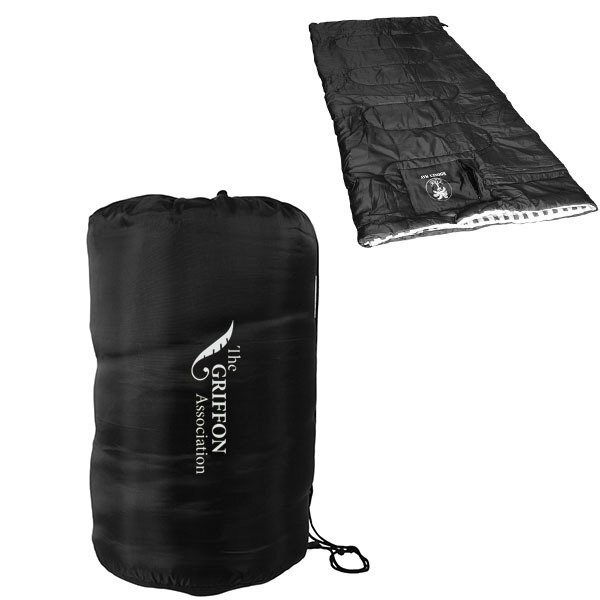 Polyester Lined Sleeping Bag