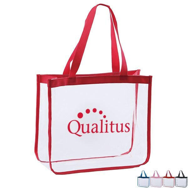 Fashion Clear Tote Bag