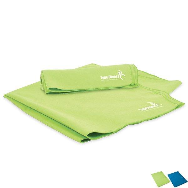 Microfiber Yoga Towel & Mat Buddy