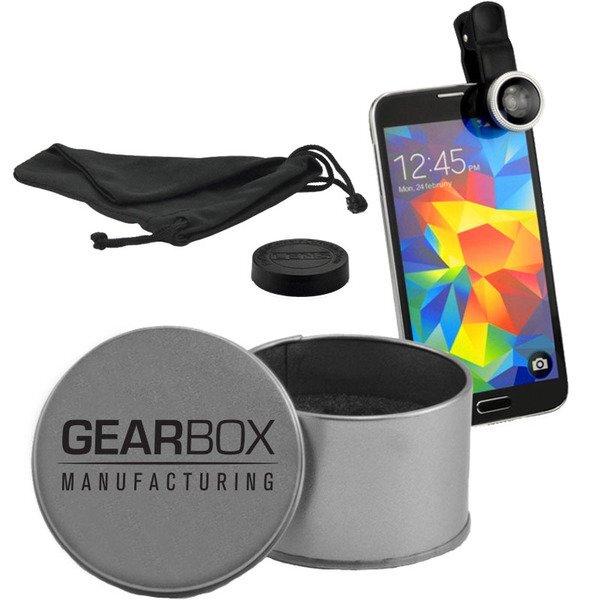 Fisheye Smartphone Lens Kit