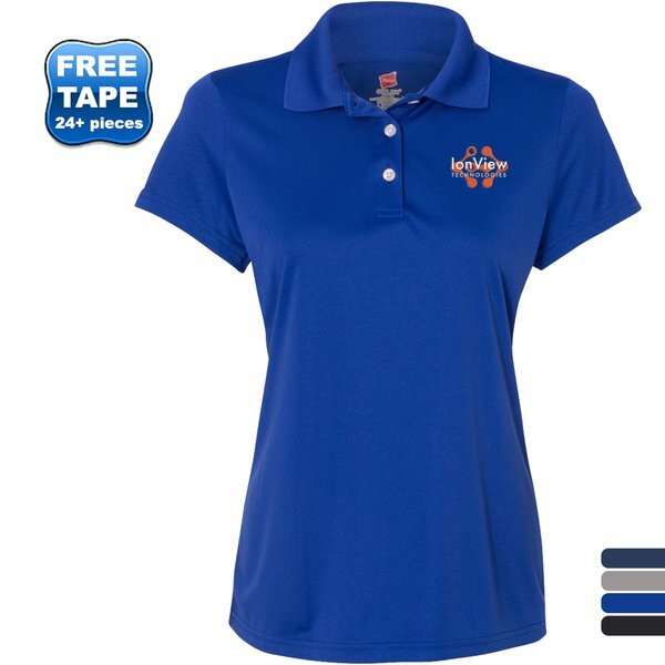 Hanes® Cool Dri Ladies' Performance Sport Shirt