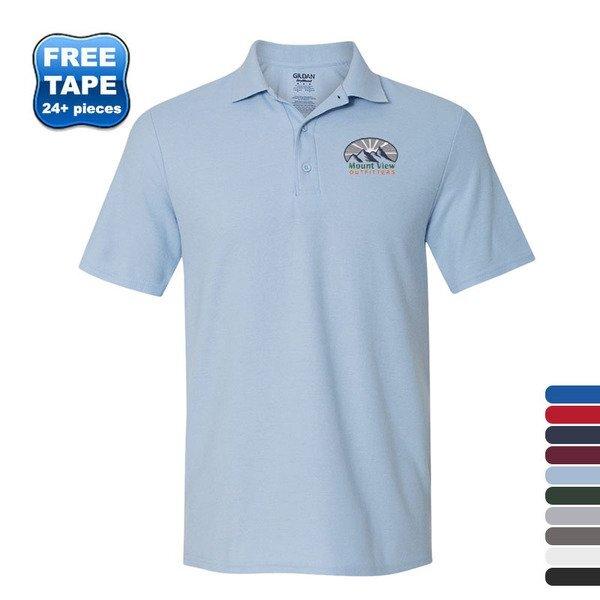 Gildan® DryBlend® Double Piqué Men's Sport Shirt