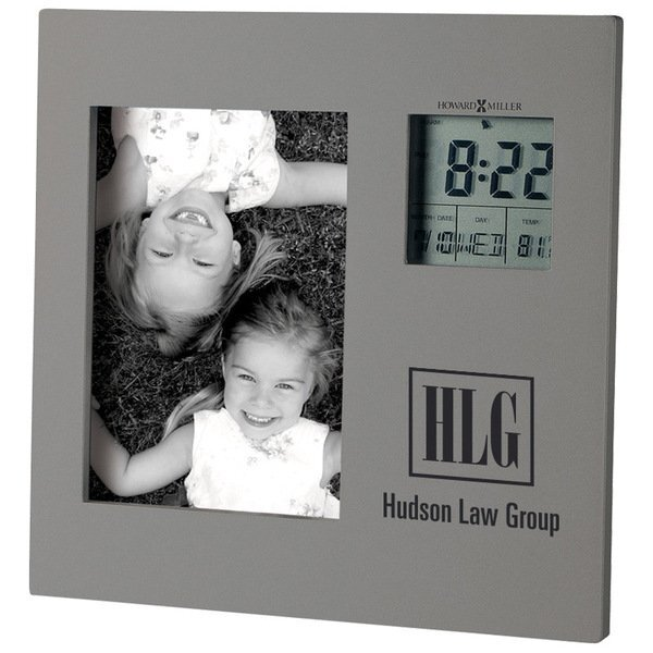 Howard Miller® Picture This Photo & Clock Combination