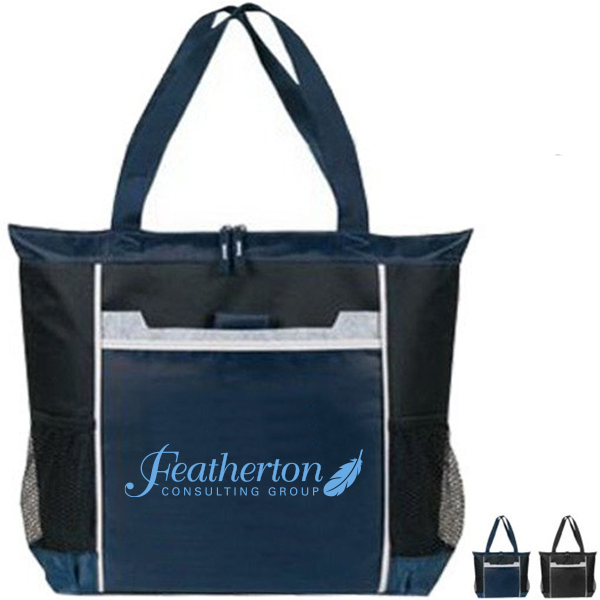 Big Business Nylon Tech Tote