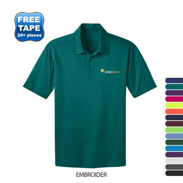 Port Authority® Silk Touch™ Performance Men's Polo