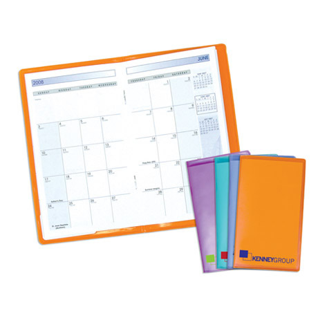 Translucent Monthly Planner