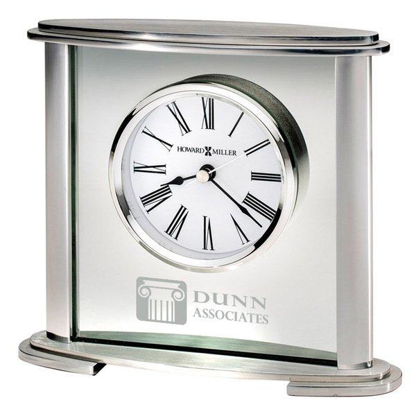 Howard Miller® Glenmont Glass Clock