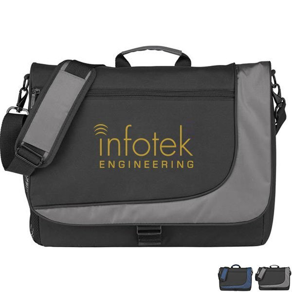 Access Large 600D Messenger Bag