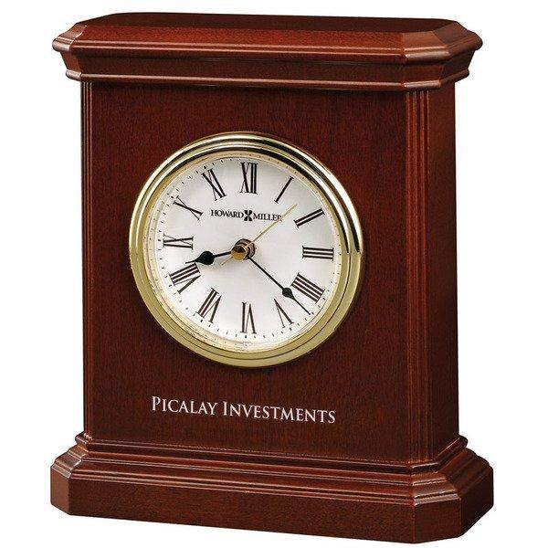 Howard Miller® Windsor Cherry Carriage Clock