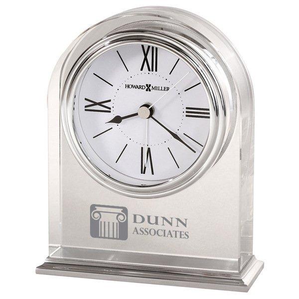 Howard Miller® Optica Crystal Clock