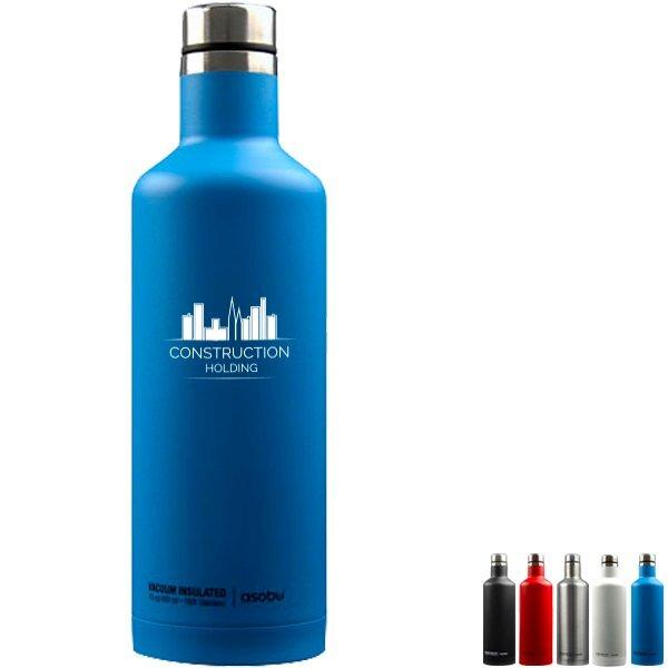 Austin Stainless Steel Thermal Travel Bottle, 15oz.
