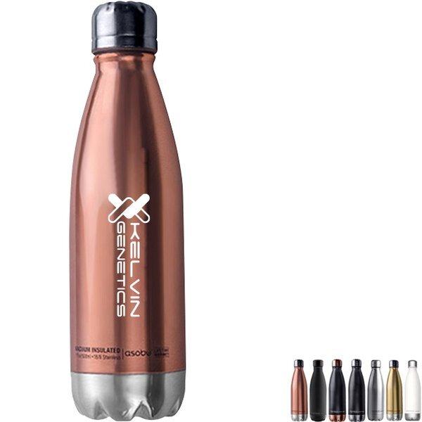 Central Park Thermal Bottle, 17oz.