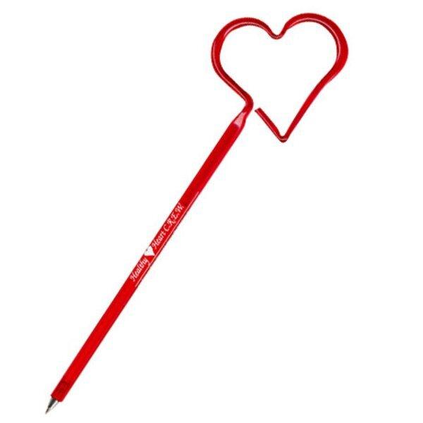 Valentine Heart InkBend Standard™ Pen