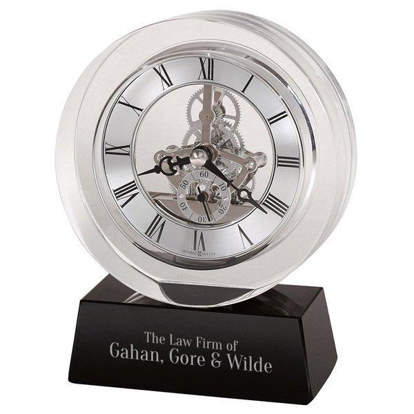 Howard Miller® Fusion Crystal Clock