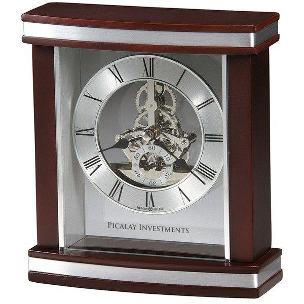 Howard Miller® Templeton Rosewood Clock