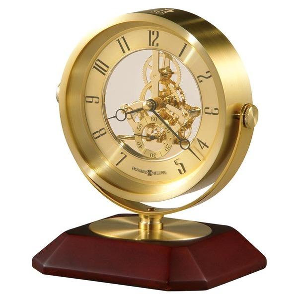 Howard Miller® Soloman Brass Clock