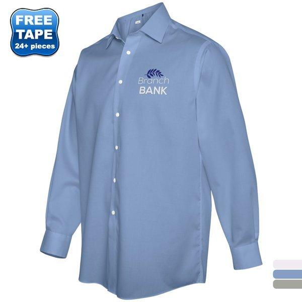 Calvin Klein® Non-Iron Dobby Pindot Men's Shirt