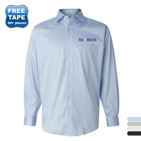 Calvin Klein® Cotton Stretch Men's Shirt