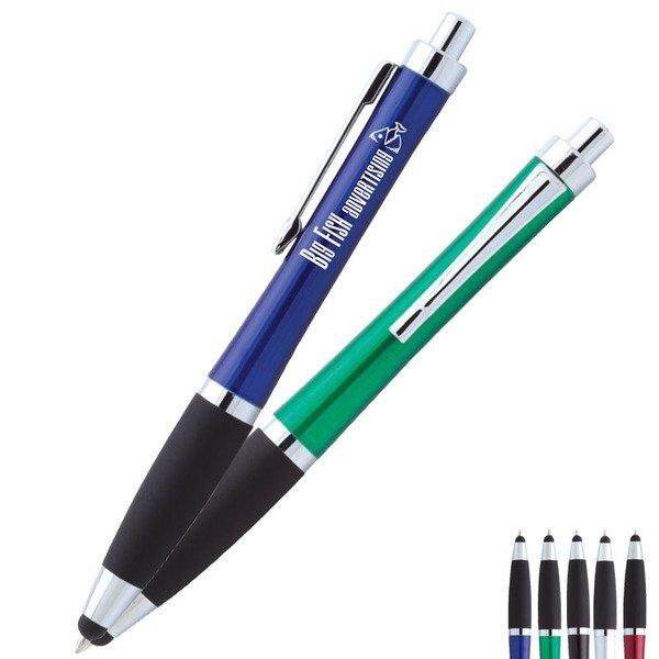 Radix Click-Action Pen w/ Stylus