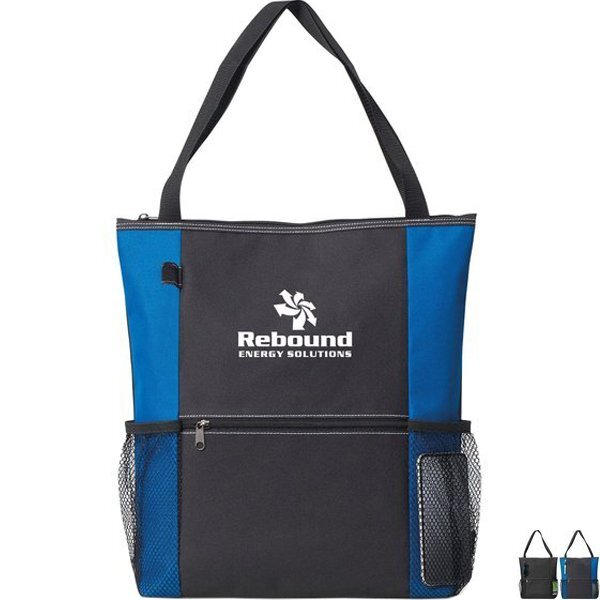 Metro  600D Polyester Convention Tote