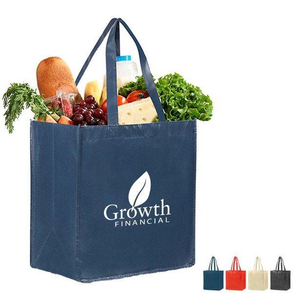 Margarite Pearl Grocery Bag