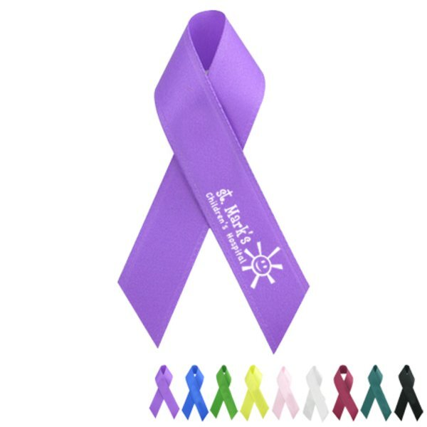 Awareness Ribbon with Tape Back