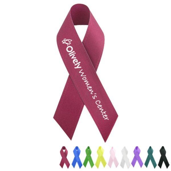 Awareness Ribbon with Pin Back