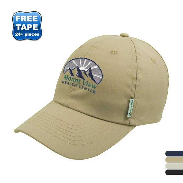 Recycled Unconstructed Cap