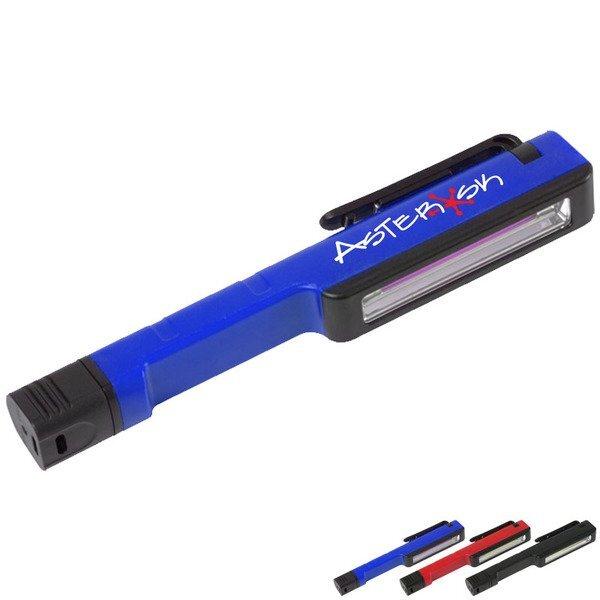 ColorBurst Pocket Work Flashlight