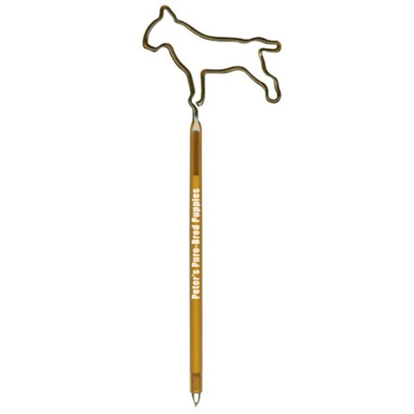 Bull Terrier InkBend Standard™ Pen