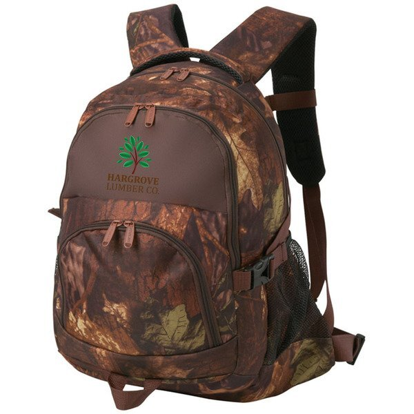 Camo ColorBurst Compu-Backpack