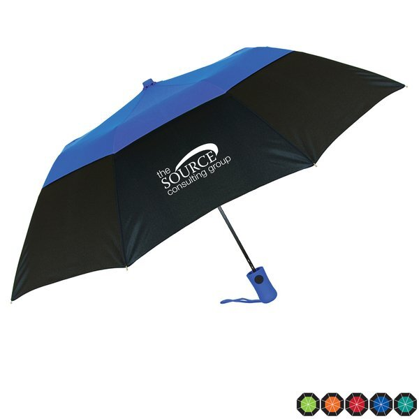 "Vented Color Umbrella, 42"" Arc"