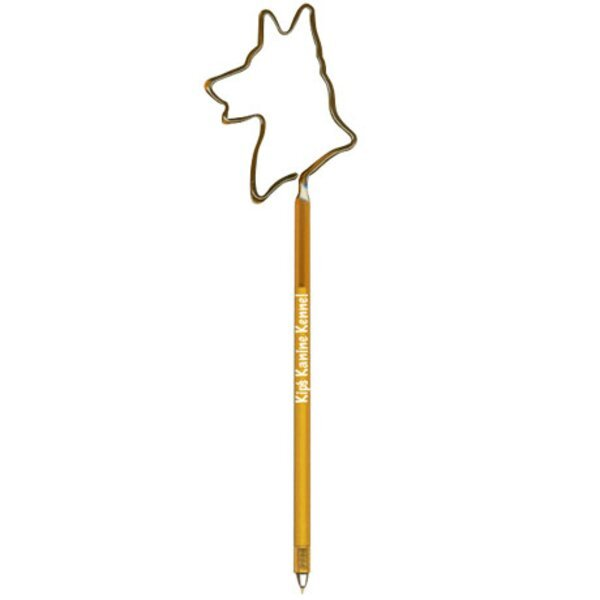 German Shepherd InkBend Standard™ Pen