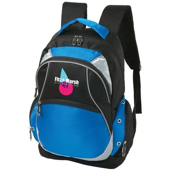 Orbit ColorBurst Backpack w/ Reflective Trim