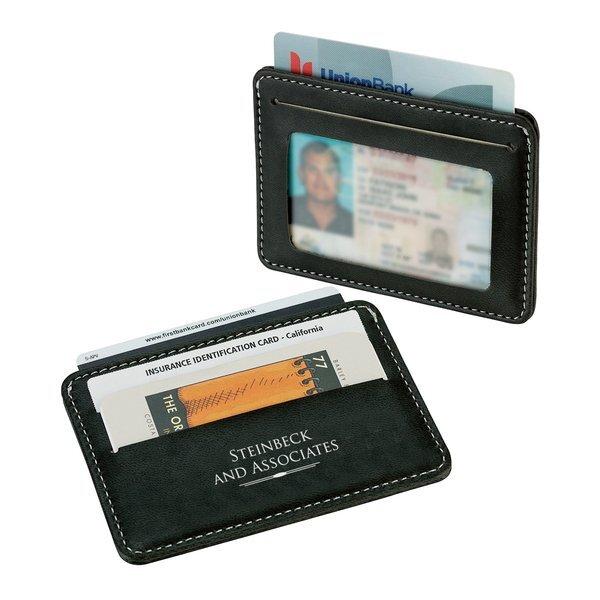 Leatherette RFID Card Holder