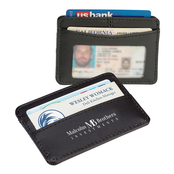 Safeguard RFID Card Holder