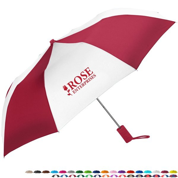 "Revolution Folding Automatic Open Umbrella, 42"" Arc"