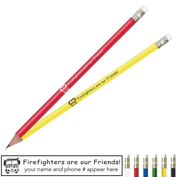 Firefighters are our Friends Pricebuster Pencil