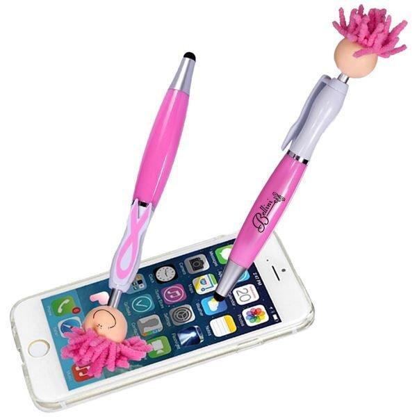 Awareness MopTopper™ Screen Cleaner Stylus Pen