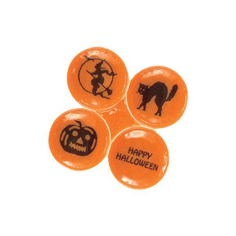 Halloween Reflective Quad Dots, Stock