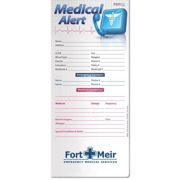 Medical Alert Post Ups™