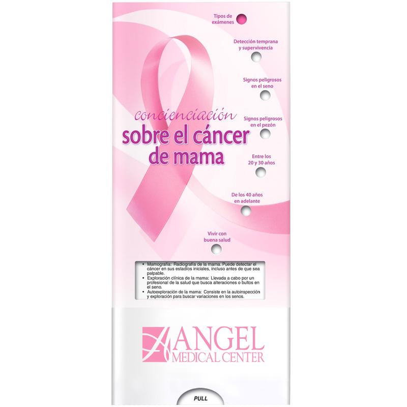 Breast Cancer Awareness Pocket Sliders™ (Spanish Version)